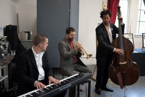 jason parker quartet gage academy of art