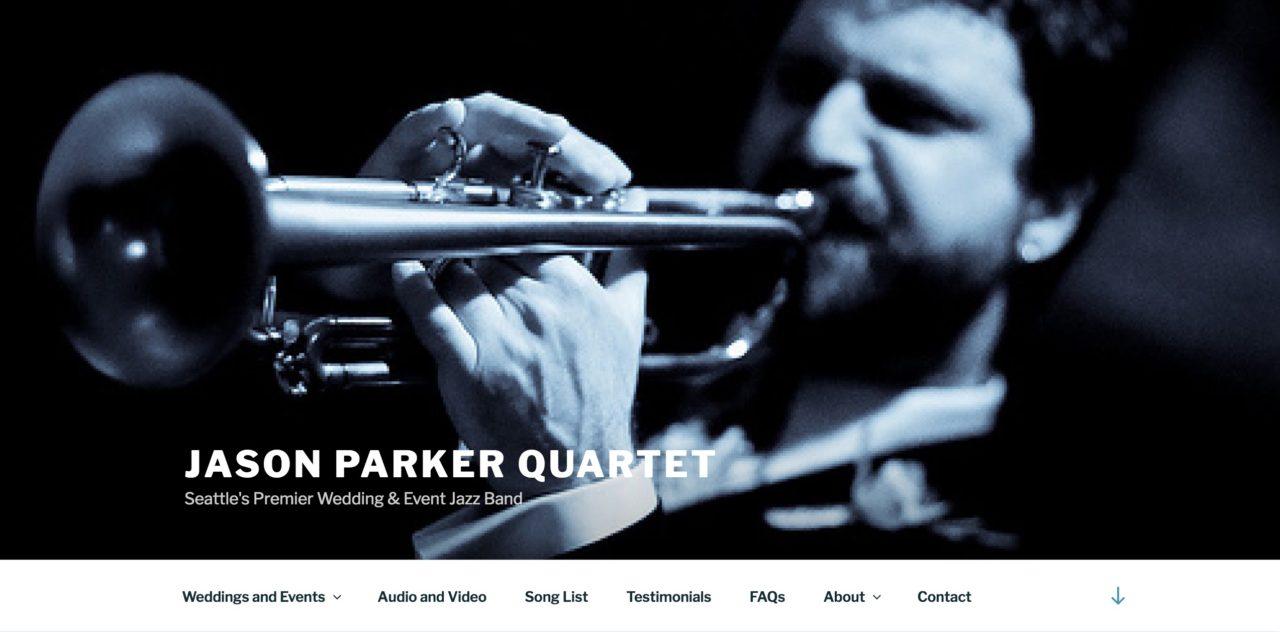JasonParkerQuartet.com